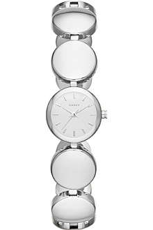 DKNY NY8866 Roundabout stainless steel watch