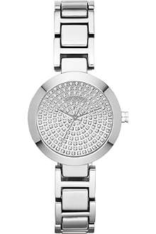 DKNY NY8891 Sasha stainless steel watch