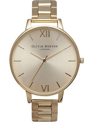 OLIVIA BURTON Ladies big dial bracelet
