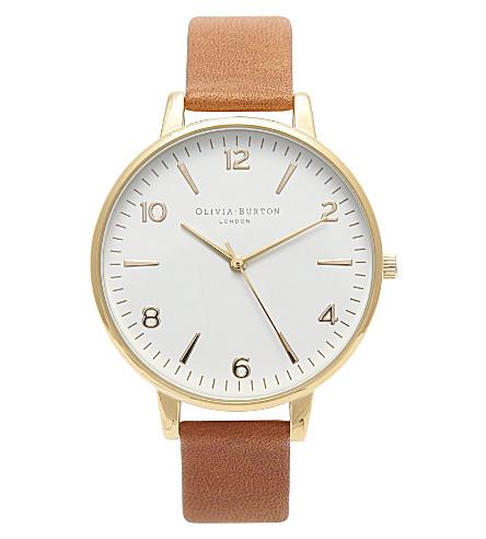 OLIVIA BURTON Ladies big dial watch (White