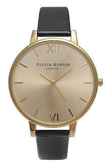 OLIVIA BURTON Patent watch
