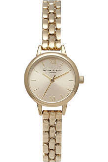 OLIVIA BURTON Mini bracelet watch