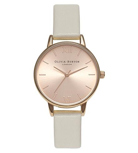OLIVIA BURTON Midi dial watch (Gold 0422c018e0