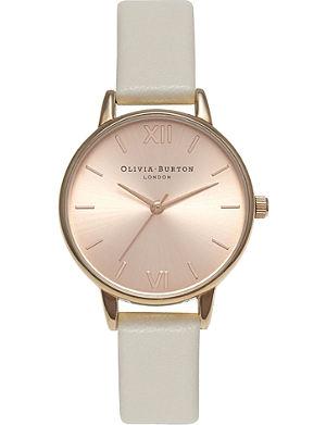 OLIVIA BURTON Midi dial watch