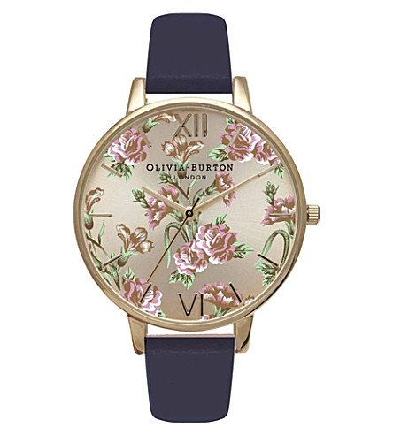 OLIVIA BURTON Parlour watch (Gold