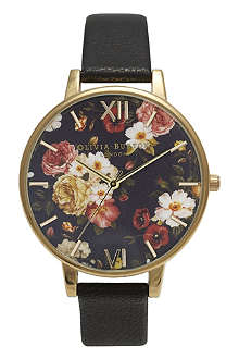 OLIVIA BURTON Winter garden watch