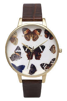 OLIVIA BURTON Woodland watch