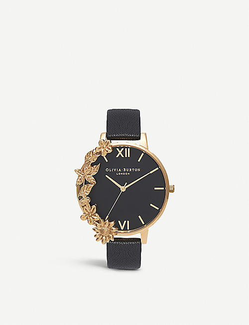 girl pin luxury woman black fancy elegant watch fashion watches g