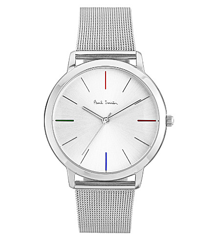 PAUL SMITH P10054 Ma stainless steel watch