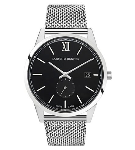 LARSSON & JENNINGS Saxon 不锈钢腕表