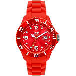 ICE-WATCH Sili Forever nylon and silicone unisex watch