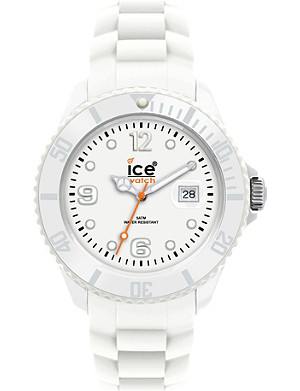 ICE-WATCH Sili Forever nylon and silicone large watch