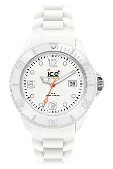 ICE-WATCH Sili Forever nylon and silicone small watch
