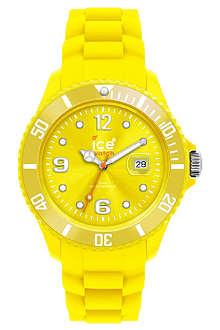 ICE-WATCH Sili Forever nylon and silicon unisex watch