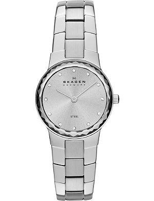 SKAGEN SKW2072 stainless steel watch