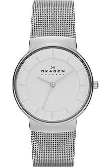 SKAGEN SKW2075 stainless steel watch