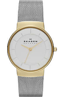 SKAGEN SKW2076 stainless steel watch
