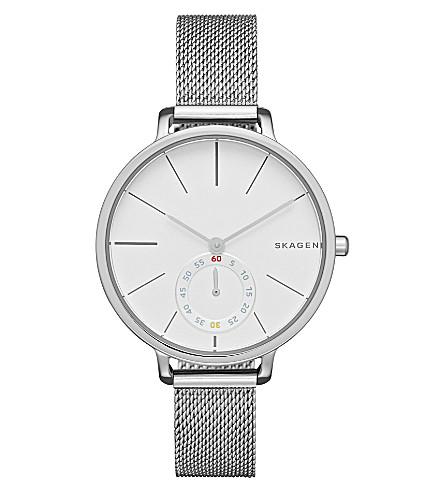 SKAGEN Skw2358 Hagen stainless steel watch (White