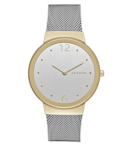 SKAGEN Skw2381 Freja stainless steel watch (White