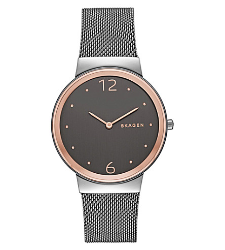 SKAGEN SKW2382 Freja stainless steel watch