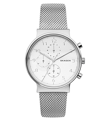 SKAGEN SKW6361 Ancher stainless steel watch