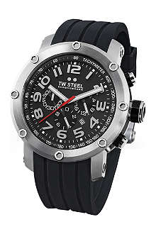 TW STEEL TW121 Grandeur Tech chronograph watch