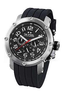 TW STEEL TW121 Grandeur Tech chronograph watch
