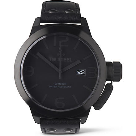 TW STEEL TW822 Cool Black watch (Black