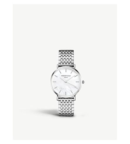 ROSEFIELD UEWSU22 上东区 silver-plated 腕表