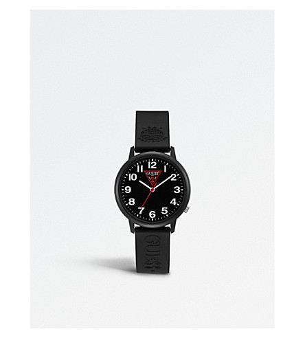 GUESS V1002M1 silicone watch