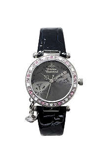 VIVIENNE WESTWOOD Orb stone set ladies' watch
