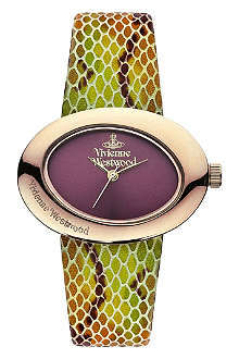 VIVIENNE WESTWOOD VV014RS Ellipse multi snake watch