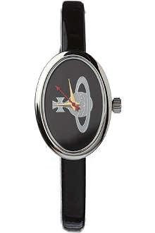 VIVIENNE WESTWOOD VV019BK Medal orb black watch