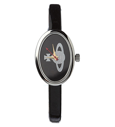 VIVIENNE WESTWOOD VV019BK Medal stainless steel watch (Black