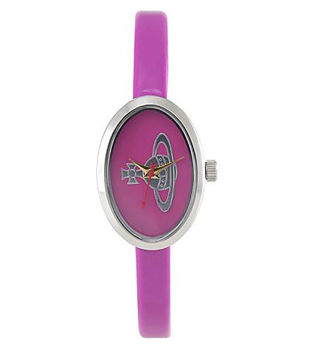 VIVIENNE WESTWOOD VV019PK medal watch (Pink