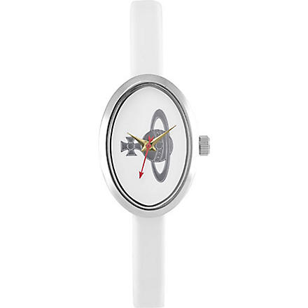 VIVIENNE WESTWOOD VV019WH medal watch (White