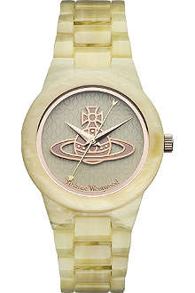 VIVIENNE WESTWOOD VV075CMCM resin watch