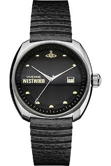 VIVIENNE WESTWOOD VV080BKBK stainless steel watch