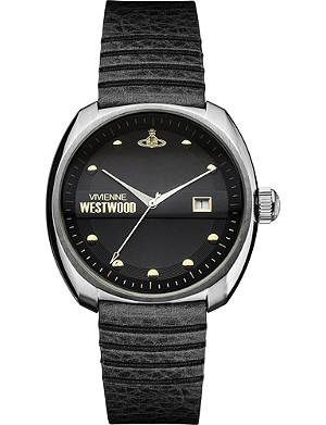 VIVIENNE WESTWOOD VV080BKBK stainless steel watch