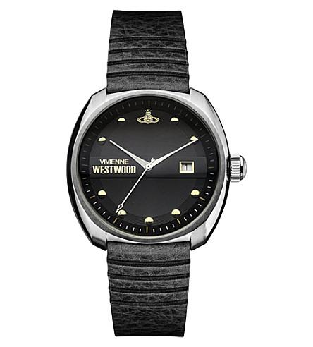 VIVIENNE WESTWOOD VV080BKBK stainless steel watch (Black