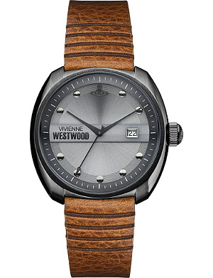 VIVIENNE WESTWOOD VV080GNTN stainless steel watch