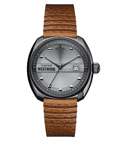 VIVIENNE WESTWOOD VV080GNTN stainless steel watch (Grey