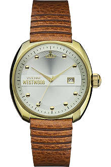 VIVIENNE WESTWOOD VV080SLTN stainless steel watch