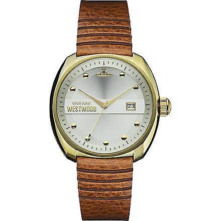VIVIENNE WESTWOOD VV080SLTN stainless steel watch (Silver