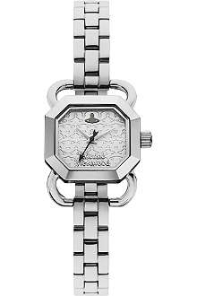 VIVIENNE WESTWOOD VV085SLSL Ravenscourt stainless steel watch