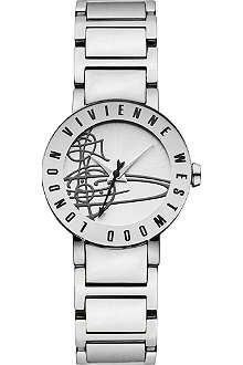 VIVIENNE WESTWOOD VV089SL Sudbury stainless steel watch