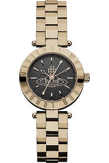 VIVIENNE WESTWOOD VV092RS Westbourne PVD rose gold-plated watch