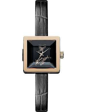 VIVIENNE WESTWOOD Baby cube watch