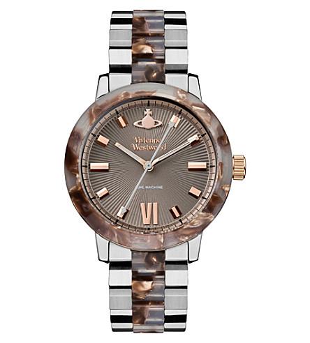 VIVIENNE WESTWOOD VV165BRSL Marble Arch watch