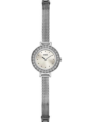 GUESS W0133L1 Sabrina stainless steel watch